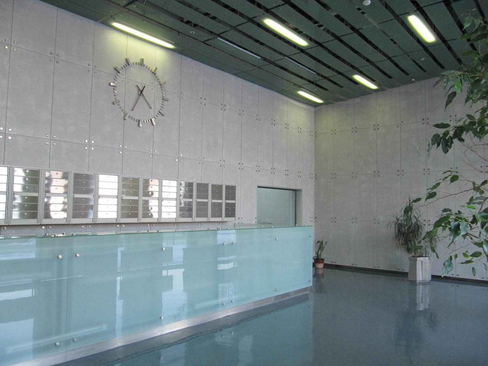 Бизнес-центр класса А